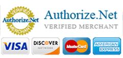 Authorized.net Verified Merchant Logo